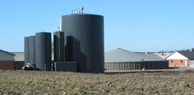 biogasanlaeg